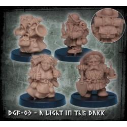 """DGF03 """"Lumière dans l'obscurité"""""""