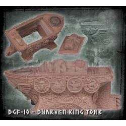 DGF18 Tombeau de roi nain