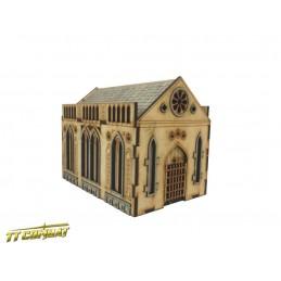 mausolé gothique