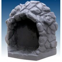 Entrée de grotte