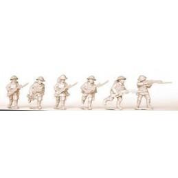B002 - Infanterie avançant
