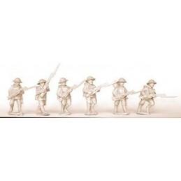B003 - Infanterie avançant II