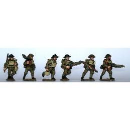 B005 - Infanterie avec Lewis