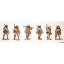 B020 - Infanterie marchant