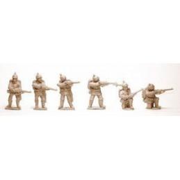 G102 - infanterie tirant