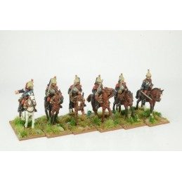 F114 - Commandement cuirassiers
