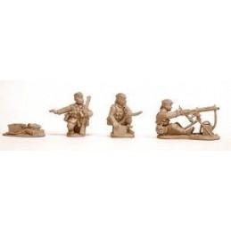 B106 - Mitrailleuse lourde Highlanders