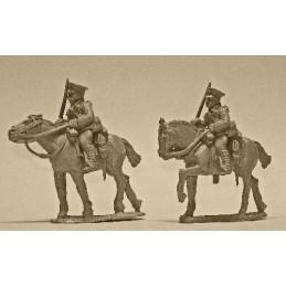 B114 - Cavalerie avec sabres