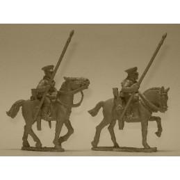 B115 - Cavalerie avec lances