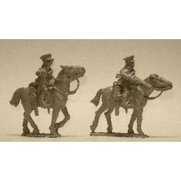 B116 - Cavalerie avec fusils
