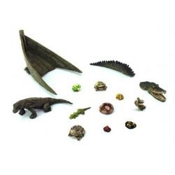 Les créatures du marais