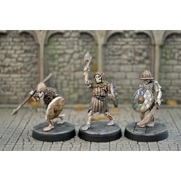 Squelettes en armure II