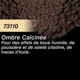 73110 Pigment Ombre Calcinée