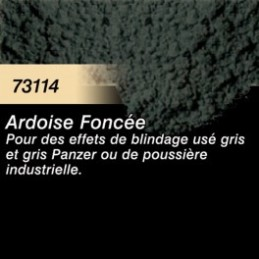 73114 Pigment Ardoise Foncé