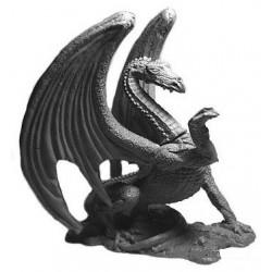 F0017 Dragon noir