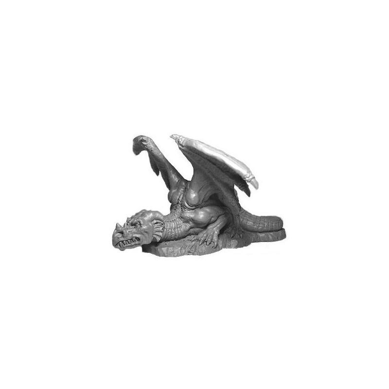 F0053 Grand dragon vert