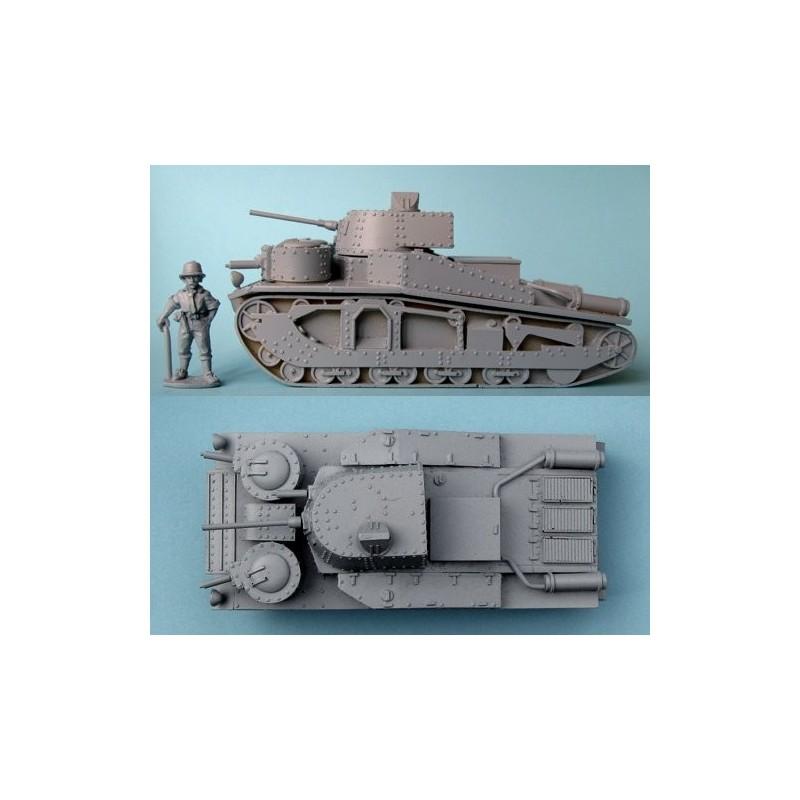 FCV02 Vickers Medium Mark III Tank