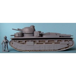 FCV03 Vickers Independent Heavy Tank