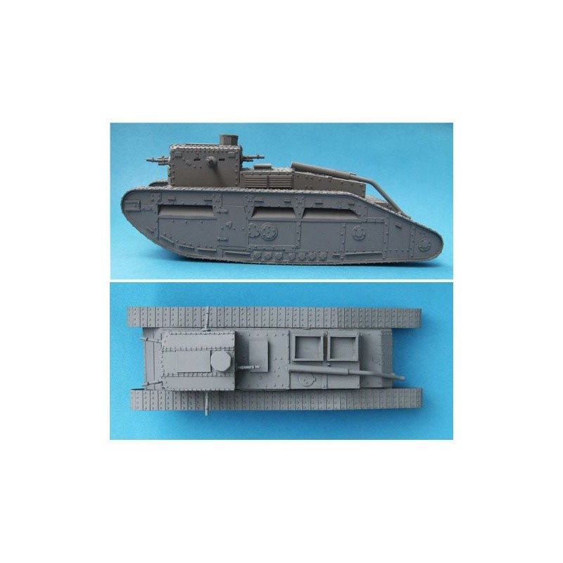 "FCV05 - Medium C ""Horne""` Female Tank"