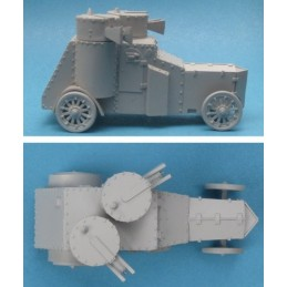 FCV08 Izhorski-Fiat automitrailleuse