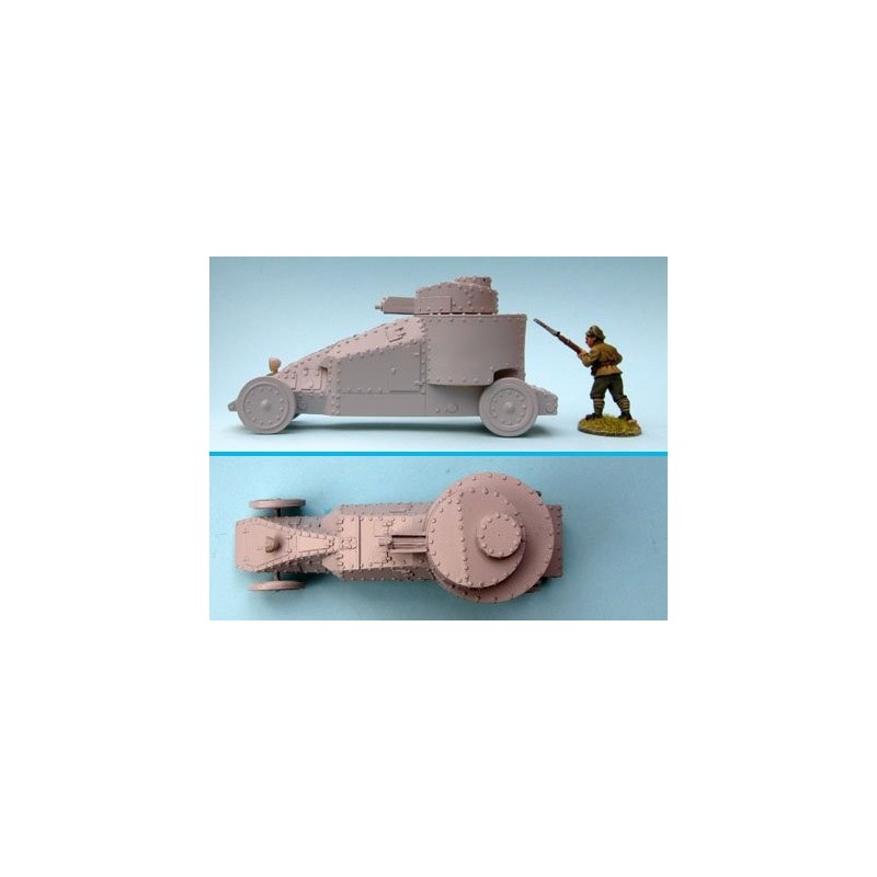 FCV10 Mgebrov automitrailleuse avec 1 tourelle