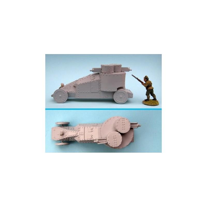 FCV11 Mgebrov automitrailleuse avec 2 tourelles