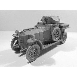 FCV19 Rolls Admiralty Pattern automitrailleuse 1914.