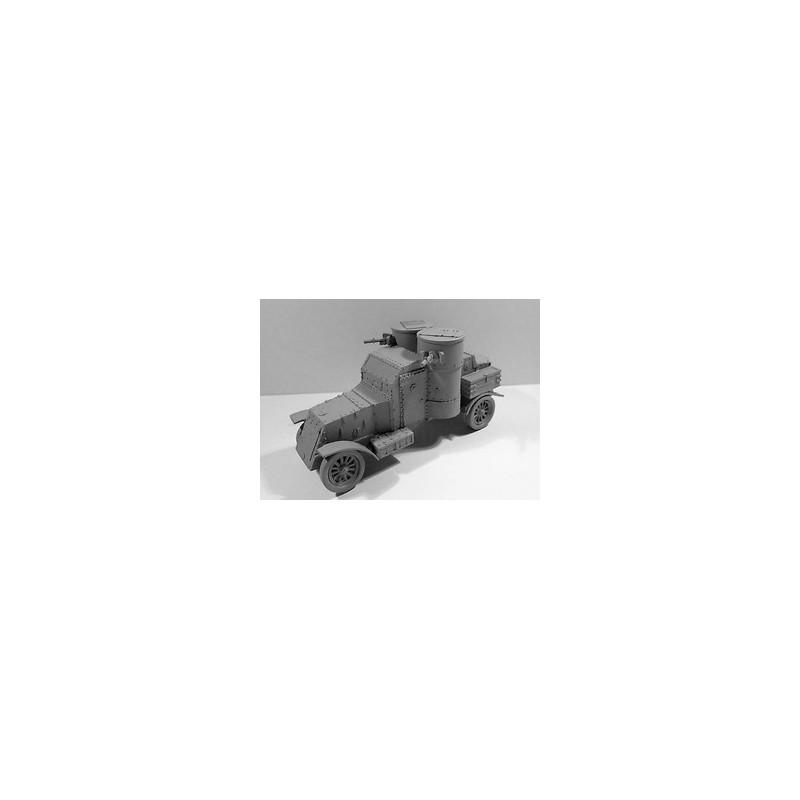 FCV21 Austin automitrailleuse version anglaise