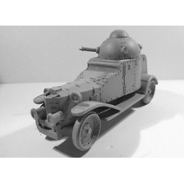 FCV24 Crossley India Pattern automitrailleuse