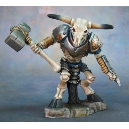 03820 Minotaure squelette