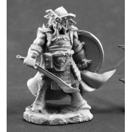 03819 Capitaine hobgobelin