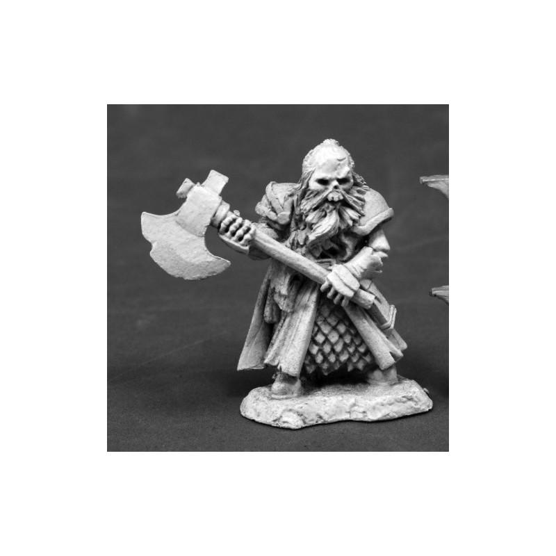 03817 Squelette nain