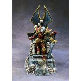 03807 Roi des mort-vivants sur son trône