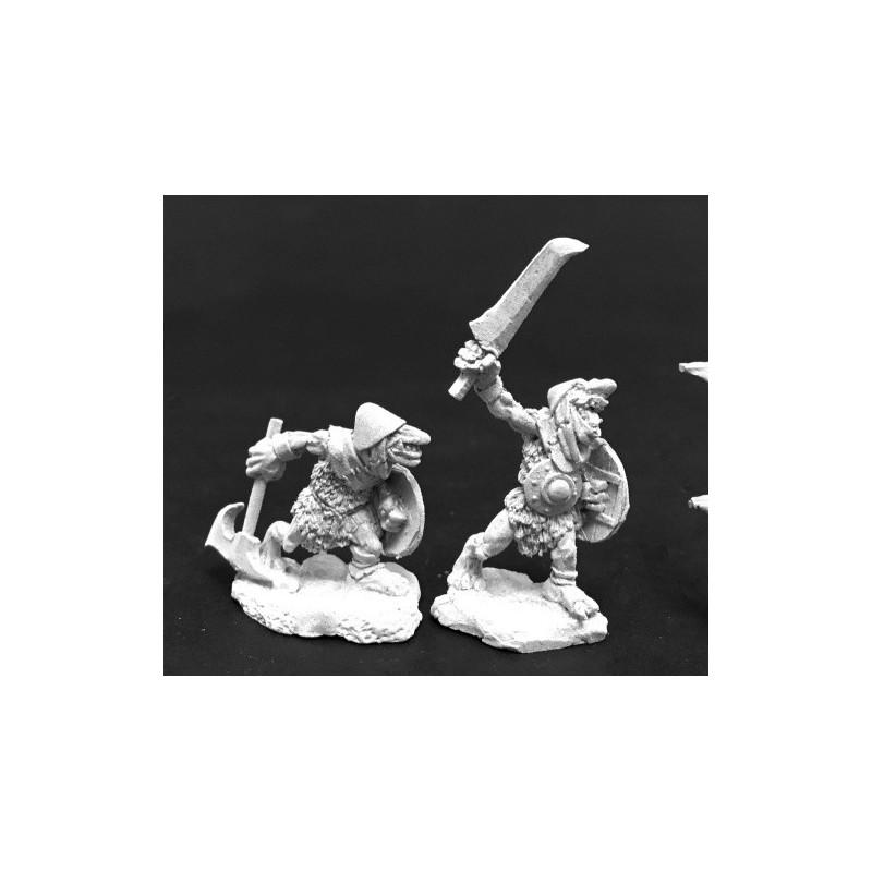 03776 Guerriers gobelins