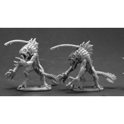 03616 Les créatures des profondeurs