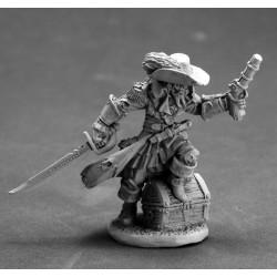03615 La capitaine squelette