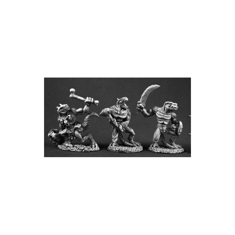 03558 Homme-lézards I