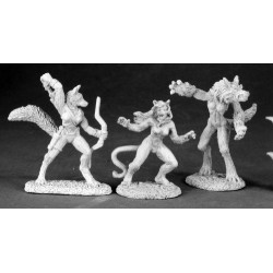 03495 Lycanthropes (femelles)