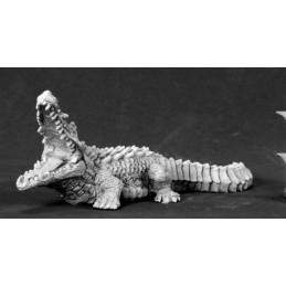 03422 Énorme crocodile