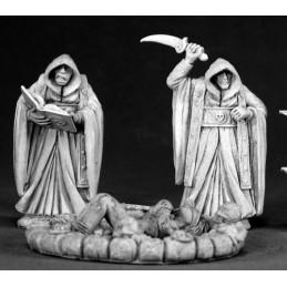03312 Cultistes et victimes