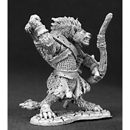 03190 Hyène archer