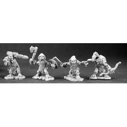 03189 Guerriers gobelins