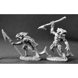 03161 Guerriers tritons