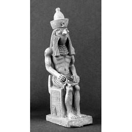 03089 Statue d'Horus