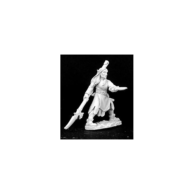 03033 Guerrier elfe