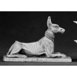 03008 Statue de chacal