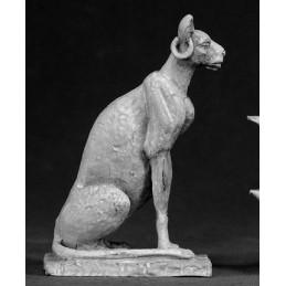 03007 Statue de chat