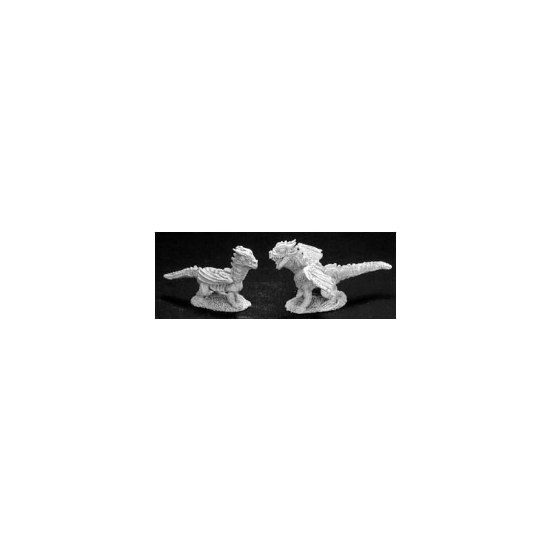 02854 Petits dragon