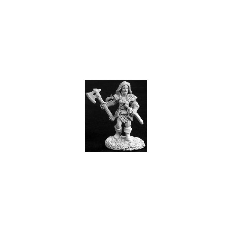 02772 Guerrière gnome