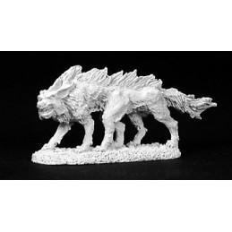 02754  Loup monstrueux